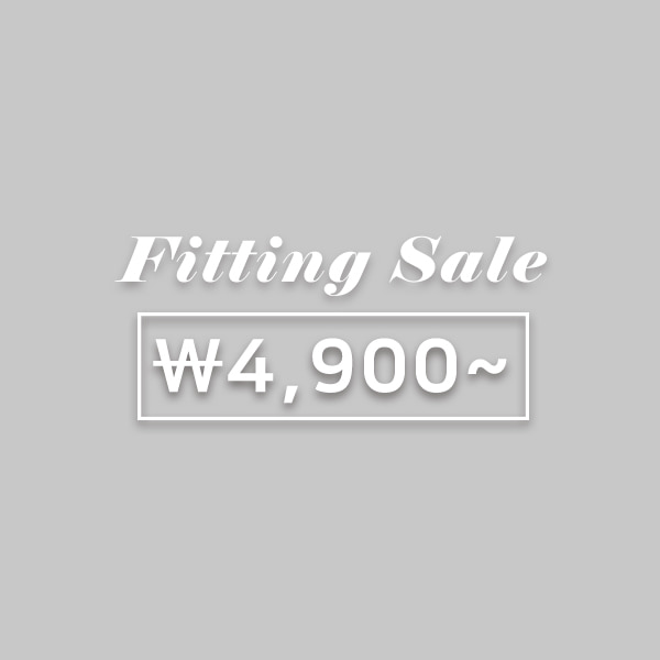 FITTING SALE 2
